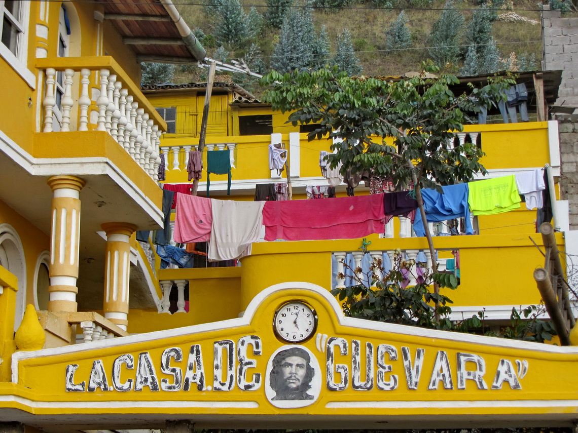 Building in Otavalo
