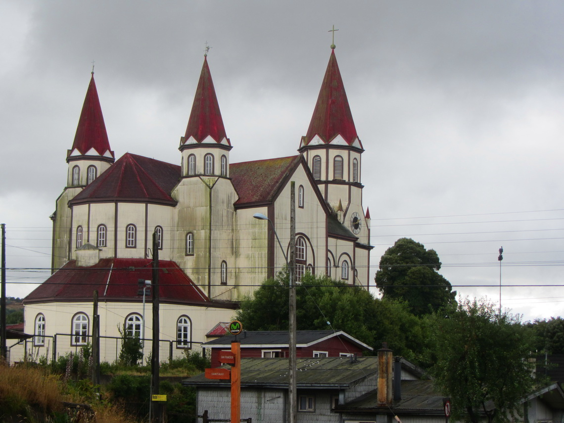 Cathedral of Puerto Varas