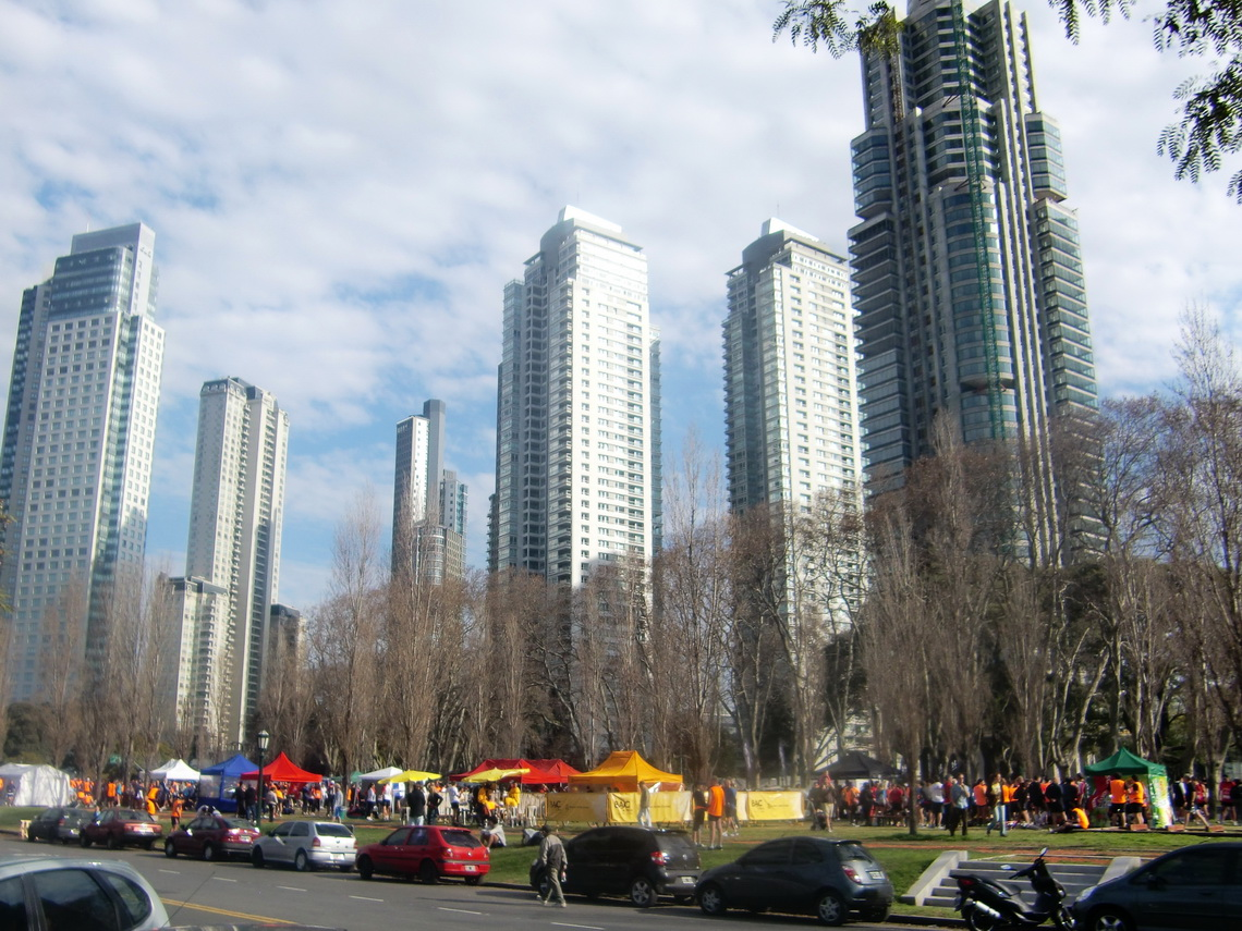 Busy Puerto Madero