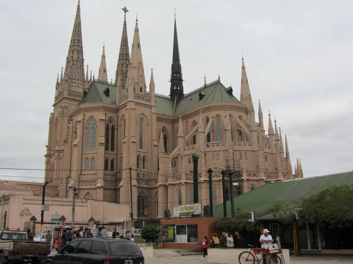 Cathedral of Lujan