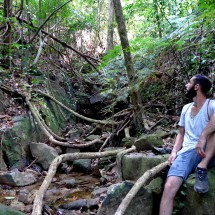 In the jungle of Koh Chang