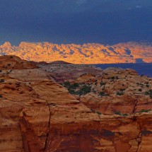 Sunset in the Canyonlands National Park
