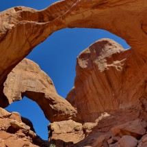 Double Arch in the Arches National Park