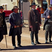 Shooters in Tombstone