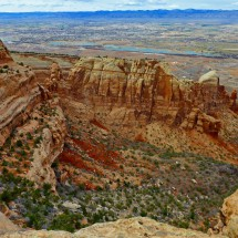 In the Colorado National Monument