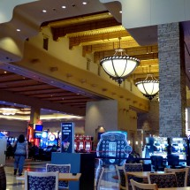 In the Sandia Casino