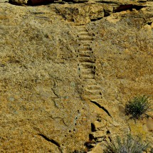 Jackson Stairway of the Chacoan people