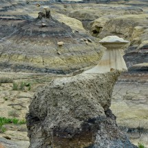 Wonderful Bisti Wilderness