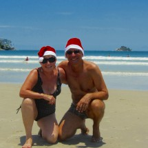 Christmas is coming, also in hot Brazil!