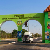 Pocone, the gateway to the inner Pantanal