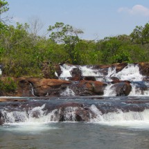 More cascades of Rio da Casca
