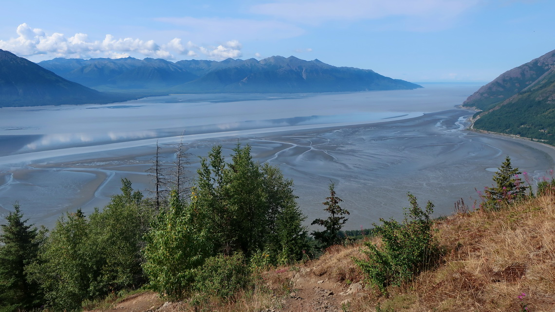 Turnagain Arm of Cook Inlet