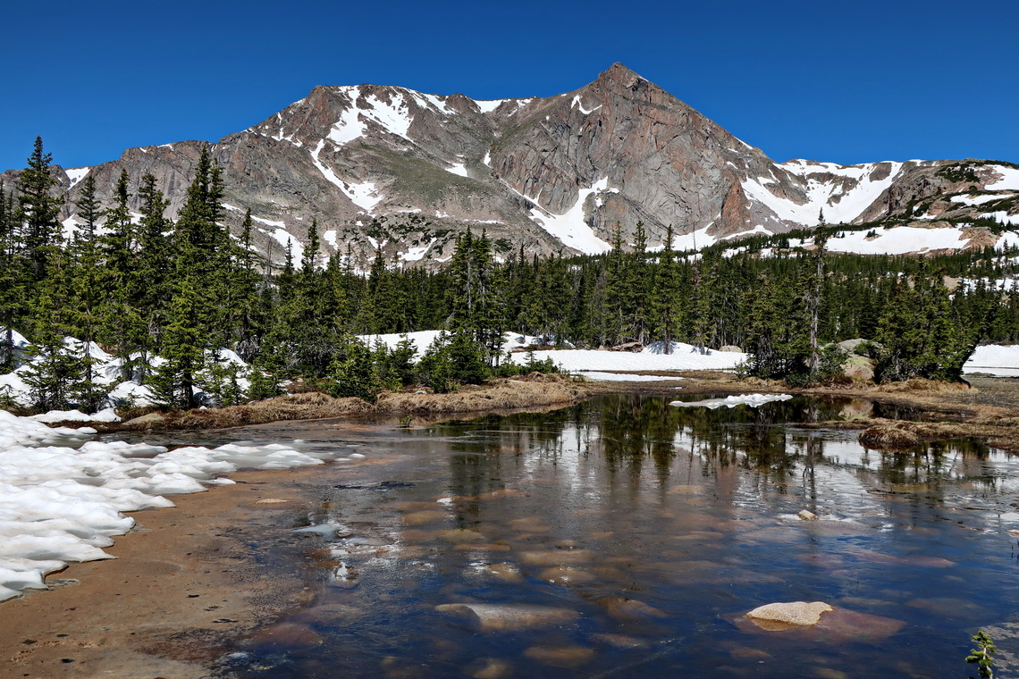 Mount Alice and Lion's Lake