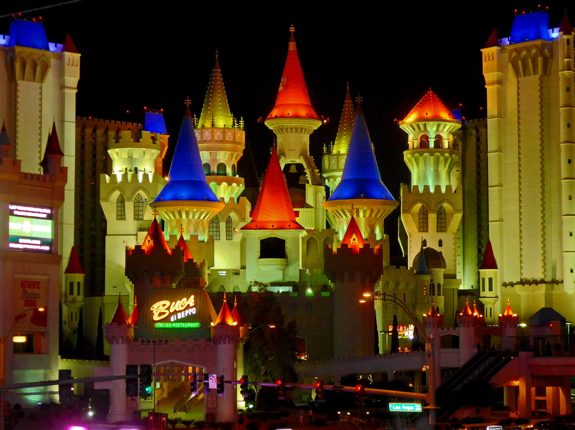 Excalibur Resort