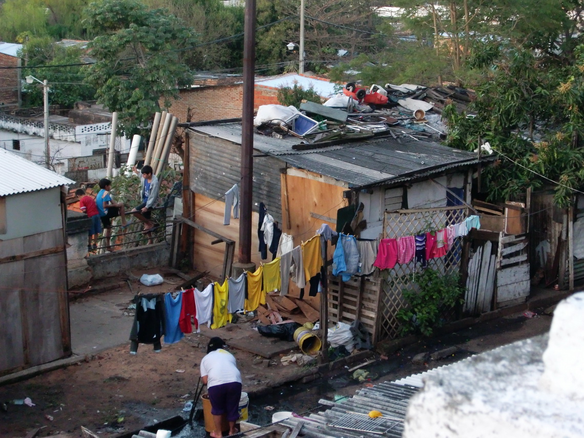 Slums of Asuncion
