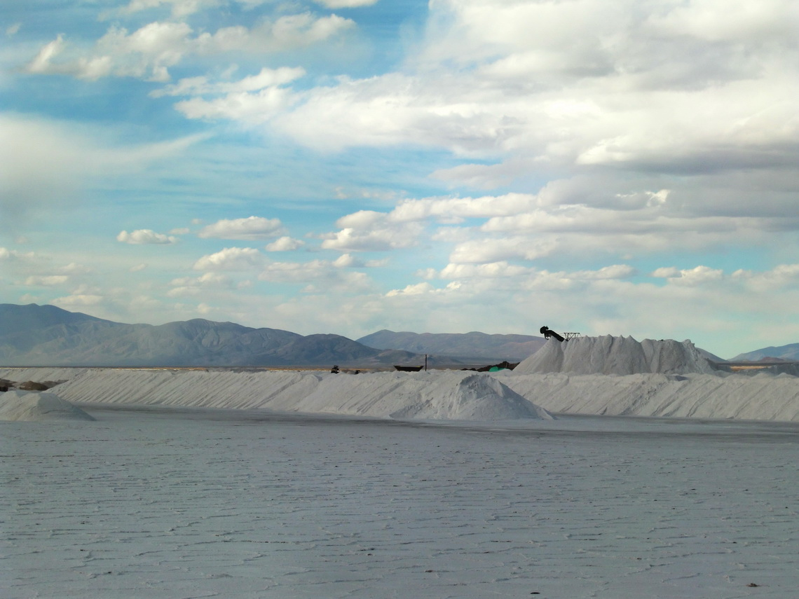 Salt of the Salinas Grandes