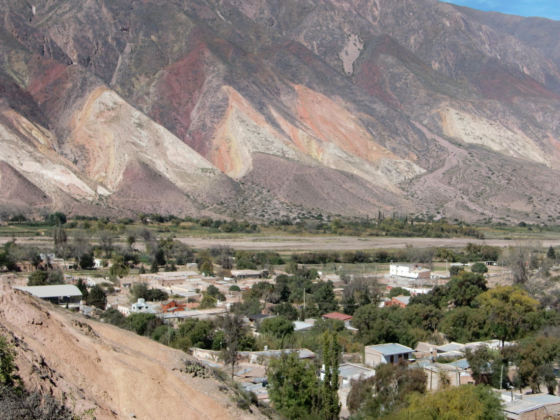 Colorfur Quebrada de Humahuaca